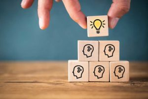 Think outside the box and retain staff